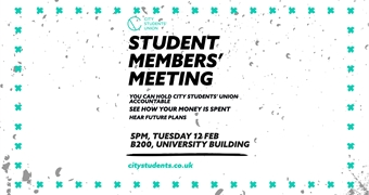 Poster for the Student Members Meeting 2019